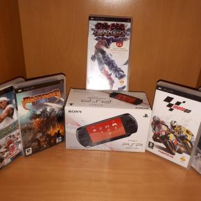 PSP mas juegos