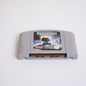 BattleTanx Pal esp N64