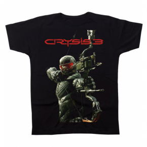 Crysis 3 Camiseta Cover
