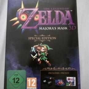 Zelda majora's mask edición limitada