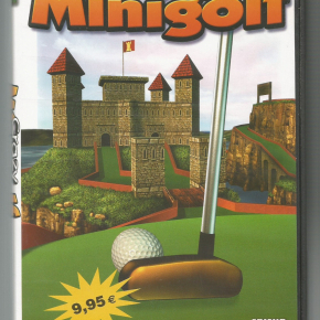Crazy Minigolf (PAL)/