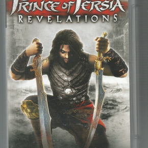 Prince of Persia Revelations (PAL)-