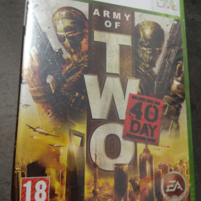 Army of Two PAL ESP Nuevo