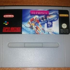 Winter Olympics SNES