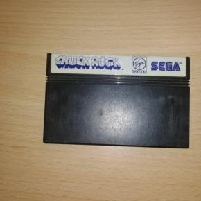 CHUCK ROCK Sega Master System