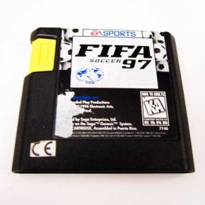 Fifa Soccer 97 Sega Genesis