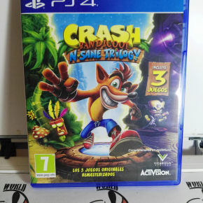 Crash Bandicoot N-Sane Trilogy (PAL)*