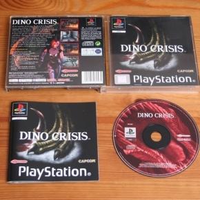 Dino Crisis Pal Esp