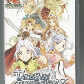 Tales of Phantasia Narikiri Dungeon X