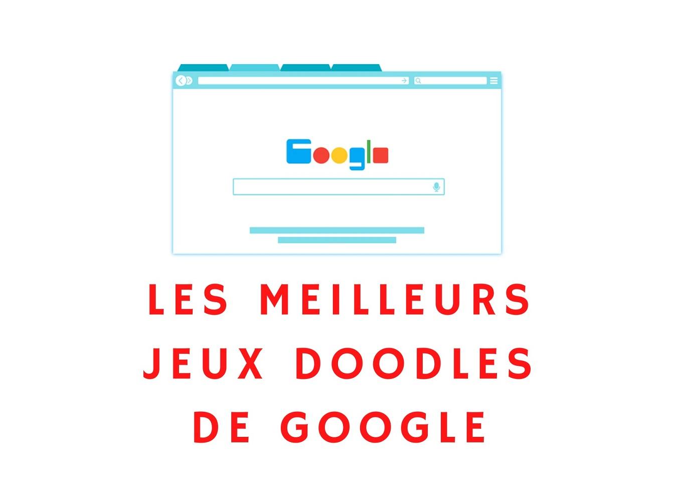 jeux Doodles Google