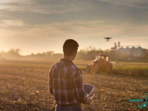 Georadar and drones: innovations in the field of geotechnical studies