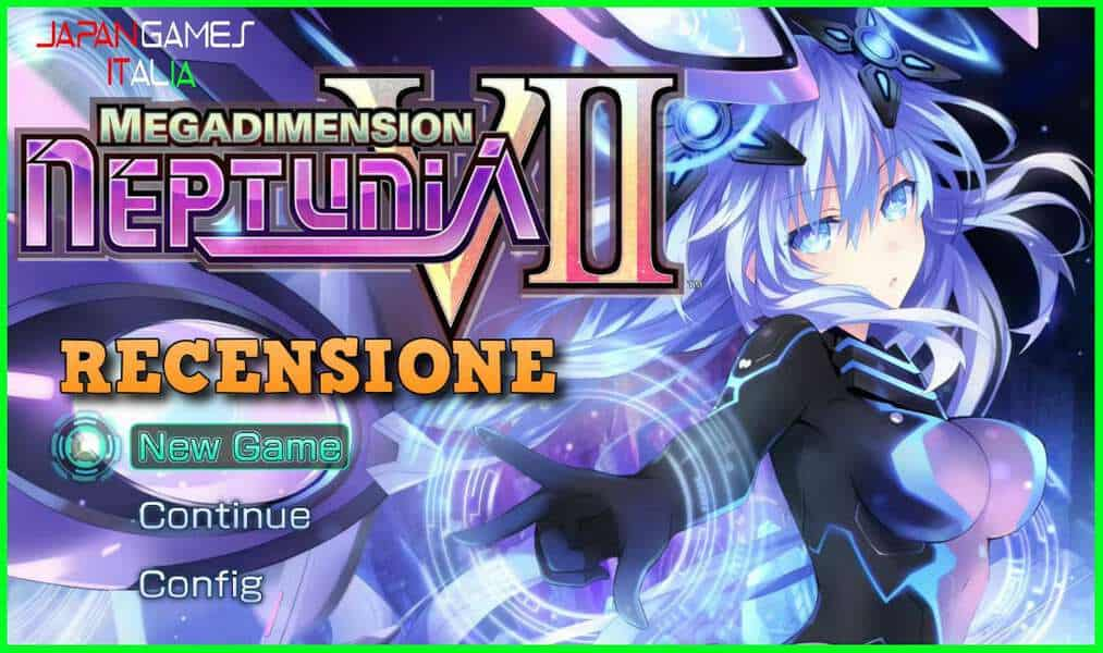 Megadimension Neptunia VII Recensione