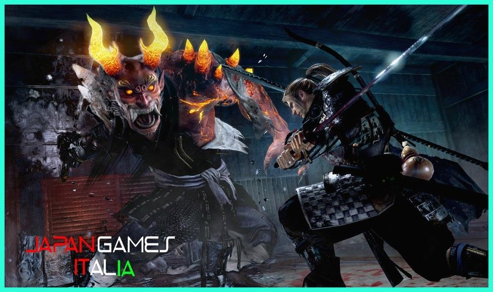 alpha Demo di Nioh sarà disponibile a fine Aprile