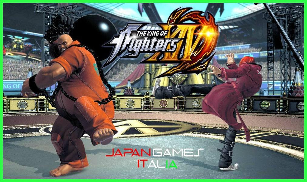 Nuove immagini di The King Of Fighters XIV