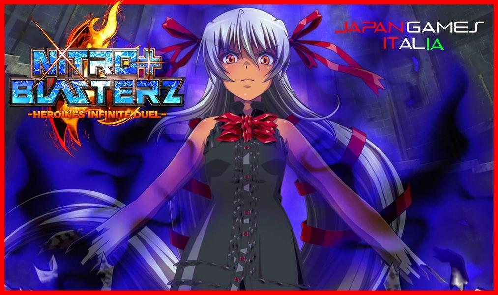 Nitroplus Blasterz Heroines Infinite Duel Recensione Italiana