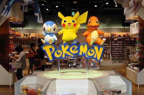 Pokemon-Center tokyo