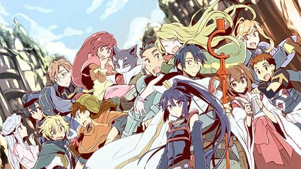 Log Horizon Anime