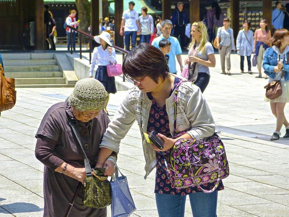 Perché i giapponesi vivono così a lungo?