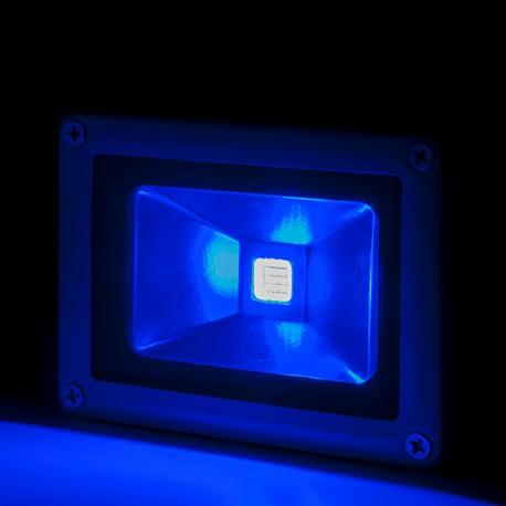 309b4c91663 Foco Proyector de LEDs para Exterior 10W 850lm Serie BRICO Luz: Blanco  (copy) ...