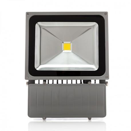Foco Proyector de LEDs para Exterior 70W 6000lm 12/24VDC