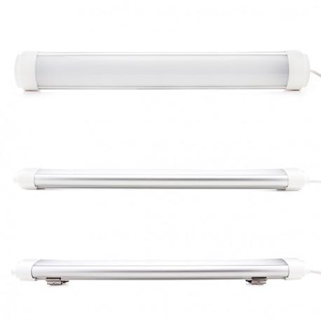 Luminaria de LEDs Estanca IP65 900mm 30W 2700Lm 30.000H