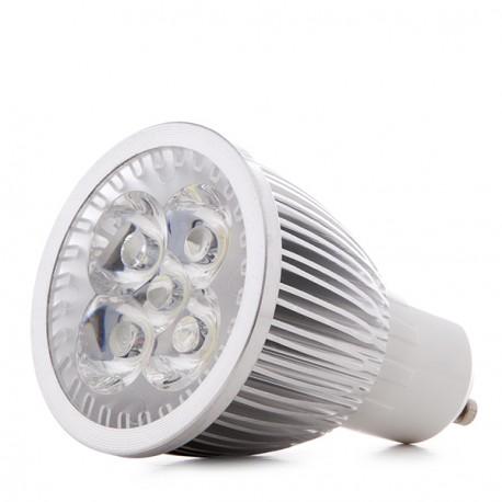 Lámpara LEDs GU10 5W (5x1W) ECOLINE