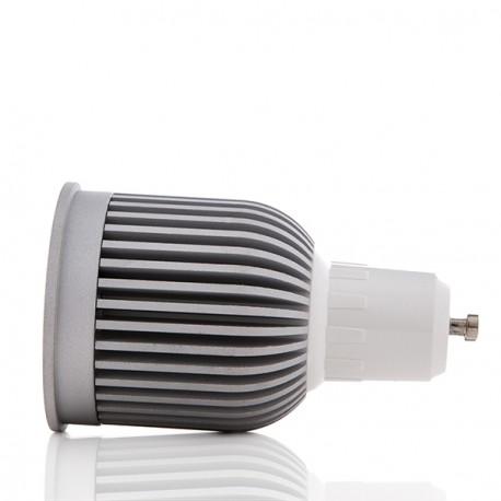 Lámpara Bombilla de LEDs COB GU10 7W ELITE Blanco Frío