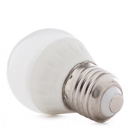Lámpara Bombilla de LEDs E27 5W 20 X SMD2835