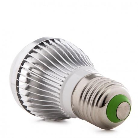 Lámpara de LEDs Esférica 3W DIMABLE Blanco Cálido