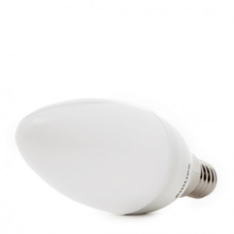 LED-Lamp Philips 4W 250Lm E14 B35 - Soe Valge