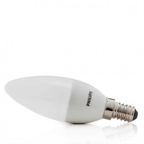 PHILIPS LED Bulb 4W 250Lm E14 B35 - Warm White