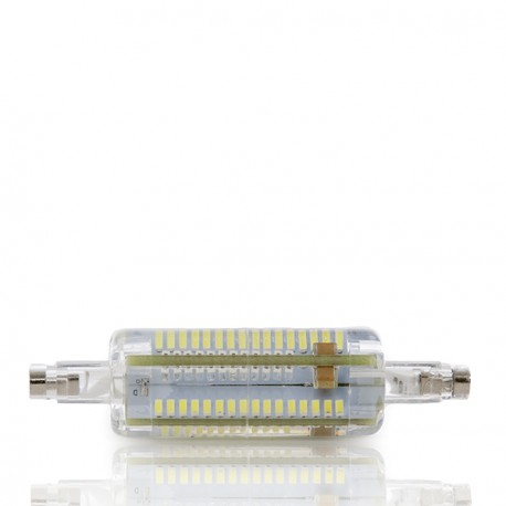 R7S 360º Silicone LED Bulb 78mm SMD3014 6W 600Lm 50,000H