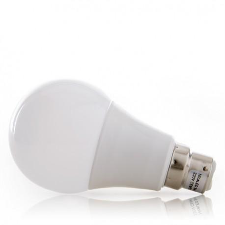Aluminium/PC B22 LED Bulb 9W 810Lm 30.000H