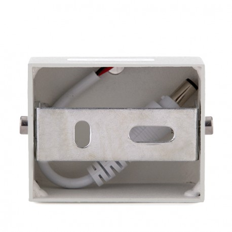 LED Wall Lamp 5W 500Lm White Body