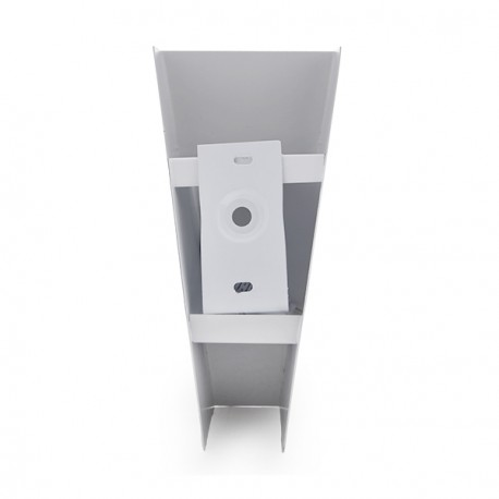 LED Wall Lamp 6W 600Lm White Body