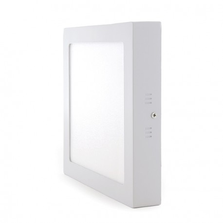 Square Surface Mounted LED Ceiling Lamp 174mm 12W 800Lm 30.000H