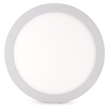 Surface Mounted Circular LED Fitting Ø295mm 24W 1900Lm 30.000H