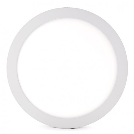 Circular Surface Mounted LED Ceiling Lamp Ø505mm 36W 2700Lm 30.000H