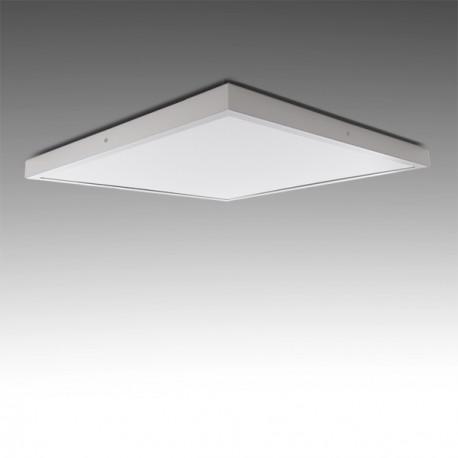 Plafón de Techo de LEDs Cuadrado de Superficie 600x600mm 48W 3600Lm 30.000H