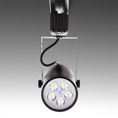 LED Tracklight 5W 500Lm 30.000H
