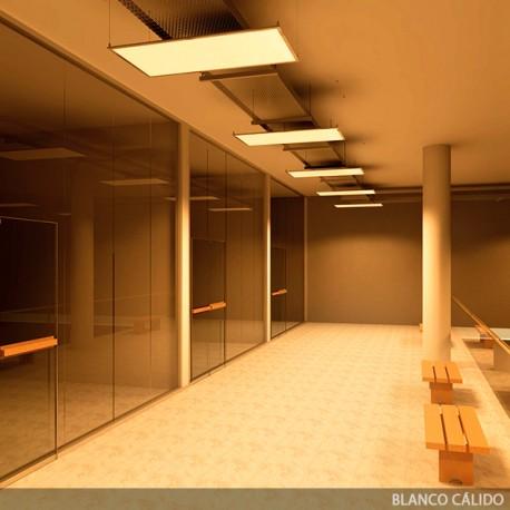 ECOLINE LED Panel 1195x595x12mm 72W 7900Lm 30.000H