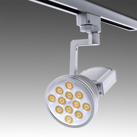 LED Tracklight 12W 1200Lm 30.000H
