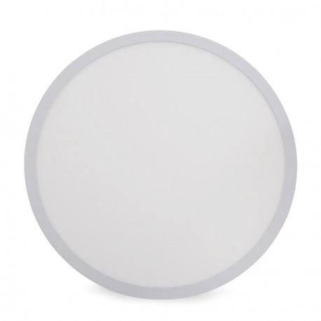 Plafón de Techo de LEDs Circular de Superficie Ø605mm 48W 3600Lm 30.000H