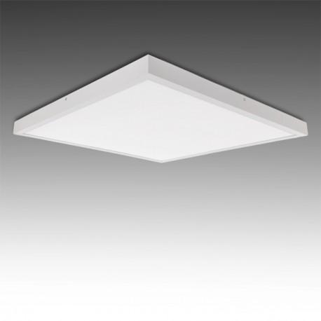 Plafón de Techo de LEDs Cuadrado de Superficie 500x500mm 36W 2700Lm 30.000H