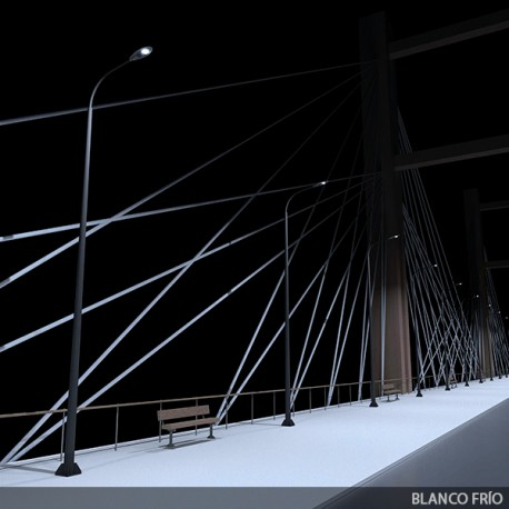 LED Street Light 50W 4320Lm 50,000H