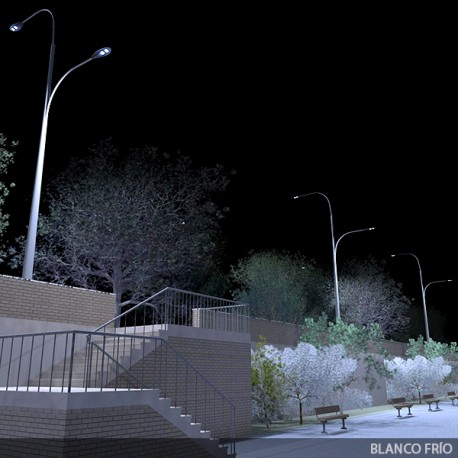 LED Street Light 120W 12000Lm 50,000H