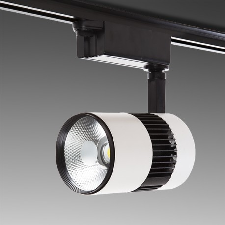 LED Track Light Single Phase 20W 2000Lm 30.000H Annabelle