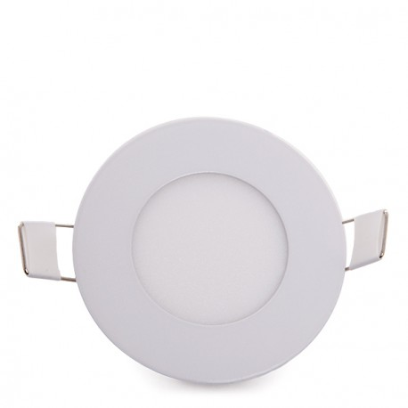 ECOLINE Circular LED Slimline Downlight 85mm 3W 230Lm 30.000H