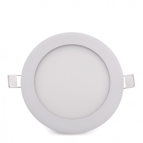 Circular LED Slimline Downlight ECOLINE 9W 720Lm 30.000H