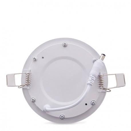 ECOLINE Circular LED Slimline Downlight 120mm 6W 400Lm 30.000H